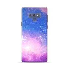 輝き夜空 キラキラ星空  Samsung Galaxy Note 9 ポリカーボネート ハードケース