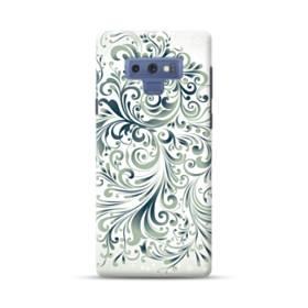 クリスマス デザイン スノー Samsung Galaxy Note 9 ポリカーボネート ハードケース