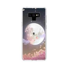 爛漫・夜桜&私たち Samsung Galaxy Note 9 TPU クリアケース