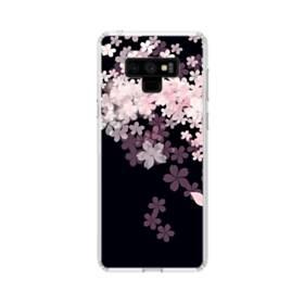 爛漫・桜 Samsung Galaxy Note 9 TPU クリアケース