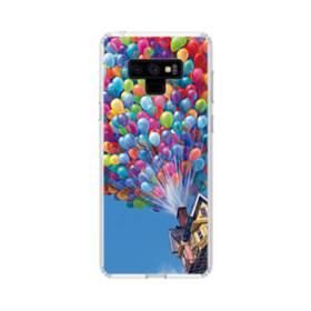ディズニー映画・シリーズ:アップ up Samsung Galaxy Note 9 TPU クリアケース