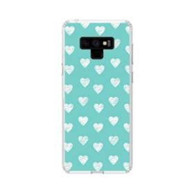 多くのハート Samsung Galaxy Note 9 TPU クリアケース