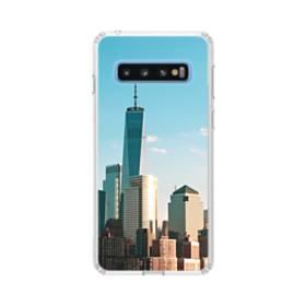 ザ・シティーシリーズ08 Samsung Galaxy S10 TPU クリアケース