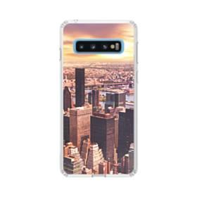 ザ・シティーシリーズ07 Samsung Galaxy S10 TPU クリアケース