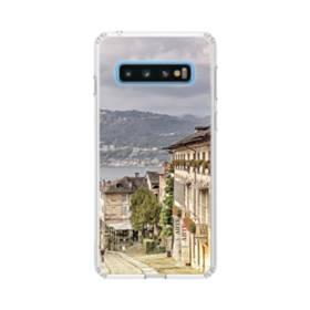 ザ・イタリア風景 Samsung Galaxy S10 TPU クリアケース