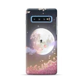 爛漫・夜桜&私たち Samsung Galaxy S10 Plus ポリカーボネート ハードケース