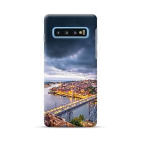 ザ・ブリッジ Samsung Galaxy S10 Plus ポリカーボネート ハードケース