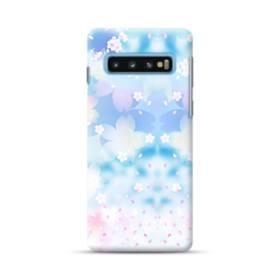 爛漫桜の花 Samsung Galaxy S10 Plus ポリカーボネート ハードケース