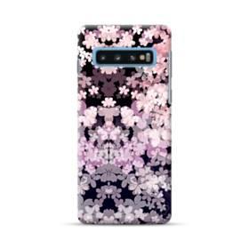 爛漫・夜桜 Samsung Galaxy S10 Plus ポリカーボネート ハードケース