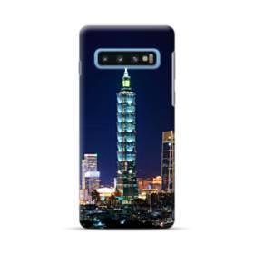 ザ・高層ビル Samsung Galaxy S10 Plus ポリカーボネート ハードケース