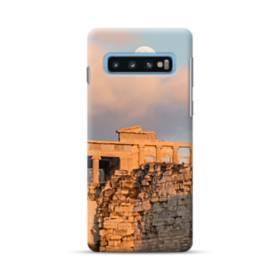 ザ・文化遺産01 Samsung Galaxy S10 Plus ポリカーボネート ハードケース