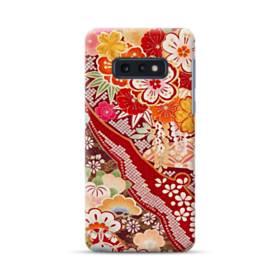 和・花柄 Samsung Galaxy S10e ポリカーボネート ハードケース
