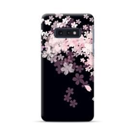 爛漫・桜 Samsung Galaxy S10e ポリカーボネート ハードケース