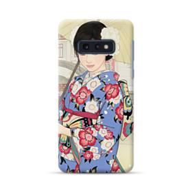 こんにちは、ジャパンガール! Samsung Galaxy S10e ポリカーボネート ハードケース
