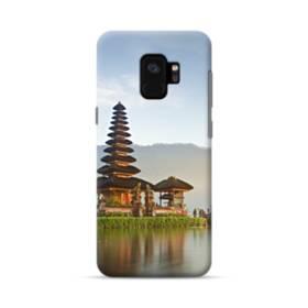 ザ・寺院01 Samsung Galaxy S9 ポリカーボネート ハードケース