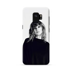 世界の彼女:テイラー・スウィフト01 Samsung Galaxy S9 ポリカーボネート ハードケース