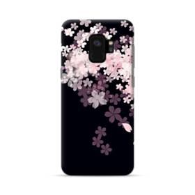 爛漫・桜 Samsung Galaxy S9 ポリカーボネート ハードケース