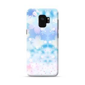 爛漫桜の花 Samsung Galaxy S9 ポリカーボネート ハードケース