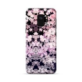 爛漫・夜桜 Samsung Galaxy S9 ポリカーボネート ハードケース