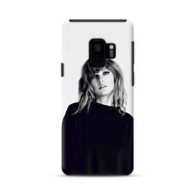 世界の彼女:テイラー・スウィフト01 Samsung Galaxy S9 ポリカーボネート タフケース