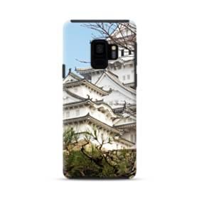 ザ・城 Samsung Galaxy S9 ポリカーボネート タフケース