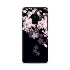 爛漫・桜 Samsung Galaxy S9 ポリカーボネート タフケース
