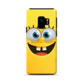 ザ・ビグ・スマイル Samsung Galaxy S9 ポリカーボネート タフケース