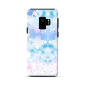 爛漫桜の花 Samsung Galaxy S9 ポリカーボネート タフケース