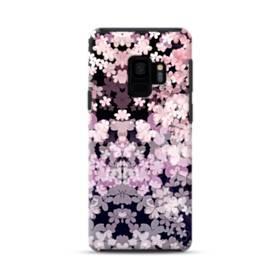 爛漫・夜桜 Samsung Galaxy S9 ポリカーボネート タフケース