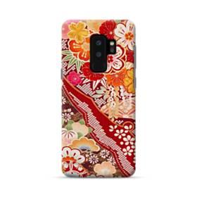 和・花柄 Samsung Galaxy S9 Plus ポリカーボネート ハードケース