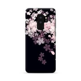 爛漫・桜 Samsung Galaxy S9 Plus ポリカーボネート ハードケース