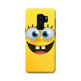 ザ・ビグ・スマイル Samsung Galaxy S9 Plus ポリカーボネート ハードケース