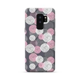 デザイン 花のモチーフ Samsung Galaxy S9 Plus ポリカーボネート ハードケース