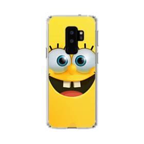 ザ・ビグ・スマイル Samsung Galaxy S9 Plus TPU クリアケース