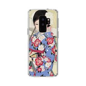 こんにちは、ジャパンガール! Samsung Galaxy S9 Plus TPU クリアケース