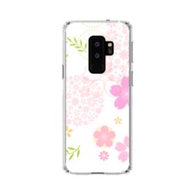 桜の形・いろいろ Samsung Galaxy S9 Plus TPU クリアケース