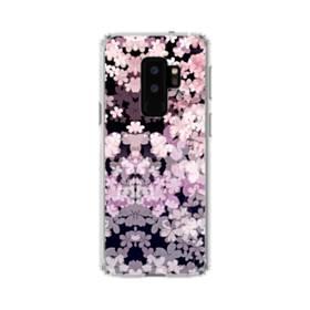 爛漫・夜桜 Samsung Galaxy S9 Plus TPU クリアケース