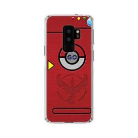 ポケモン・go!ー001 Samsung Galaxy S9 Plus TPU クリアケース