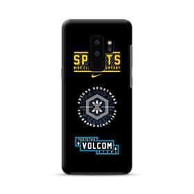 デザイン・マーク002 Samsung Galaxy S9 Plus ポリカーボネート タフケース