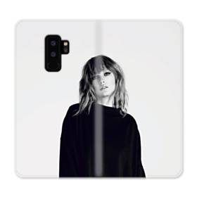 世界の彼女:テイラー・スウィフト01 Samsung Galaxy S9 Plus 合皮 手帳型ケース