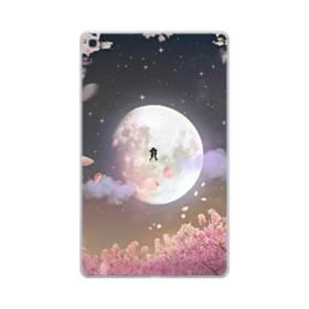 爛漫・夜桜&私たち Samsung Galaxy Tab A 10.1 (2019) TPU クリアケース