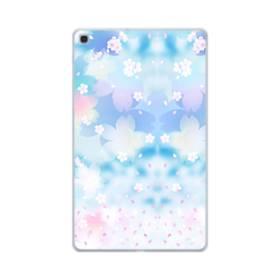 爛漫桜の花 Samsung Galaxy Tab A 10.1 (2019) TPU クリアケース
