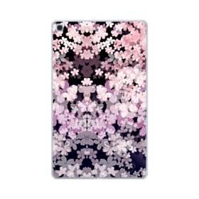 爛漫・夜桜 Samsung Galaxy Tab A 10.1 (2019) TPU クリアケース