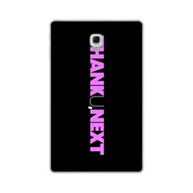 デザイン・英文 Samsung Galaxy Tab A 10.5 TPU クリアケース