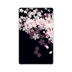 爛漫・桜 Samsung Galaxy Tab A 10.5 TPU クリアケース