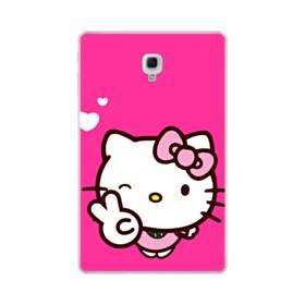 永遠に可愛い!キティちゃん Samsung Galaxy Tab A 10.5 TPU クリアケース