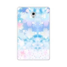 爛漫桜の花 Samsung Galaxy Tab A 10.5 TPU クリアケース