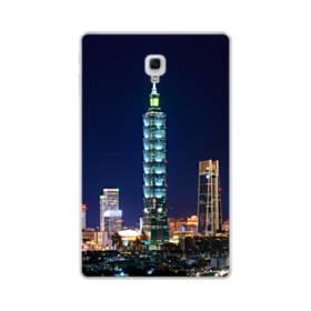 ザ・高層ビル Samsung Galaxy Tab A 10.5 TPU クリアケース