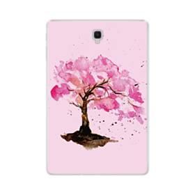 水彩画・桜の木 Samsung Galaxy Tab S4 10.5 TPU クリアケース