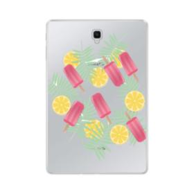 アイスバー&レモン Samsung Galaxy Tab S4 10.5 TPU クリアケース